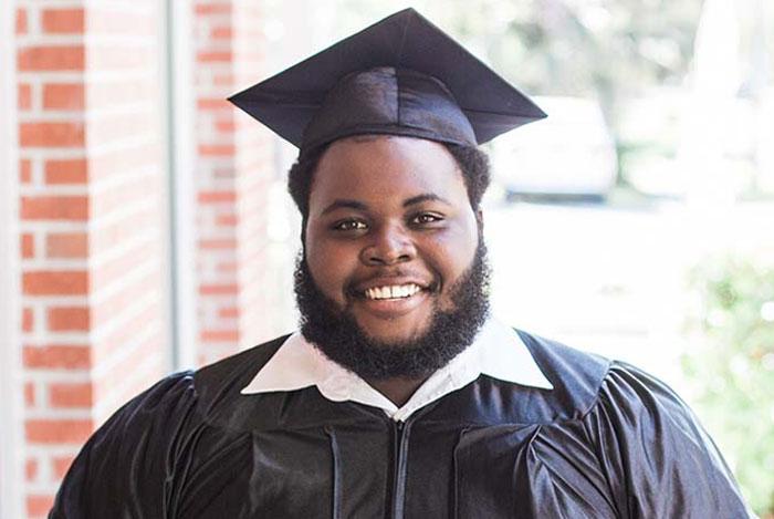 Kohlenz Previlma, a graduate of Generation's Retail Career Advancement program